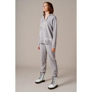 SVETLANOVA 213 серый Спортивный костюм