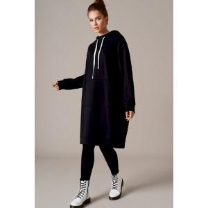 SVETLANOVA 408 черный Платье