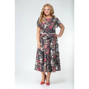 SWALLOW 21С0354 Платье